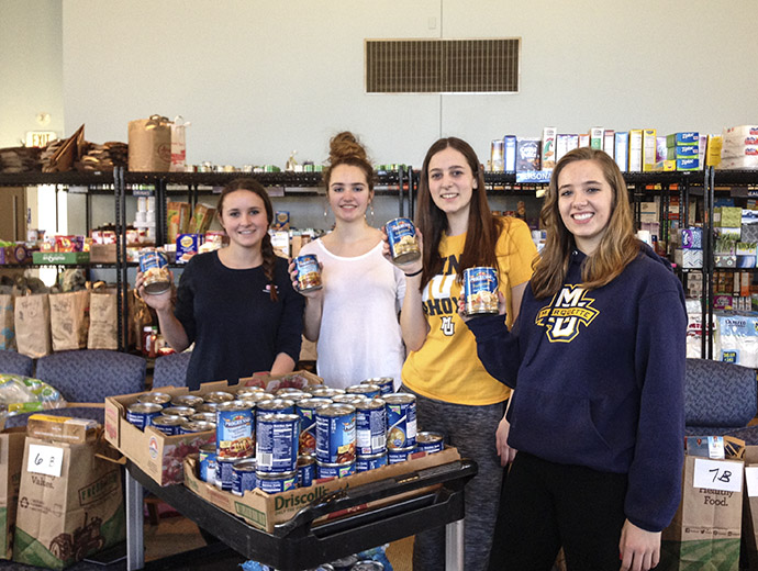 Food Pantry Volunteers