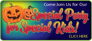 A Special Halloween Party for Special Kids